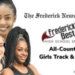 Ten Cadets named to FNP All-County Girls Track & Field Team