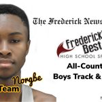 Norgbe First Team, three others named FNP Boys Track & Field All-County