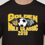 Order Your Golden Mile Soccer Classic T-Shirt Today! (Presale Only)