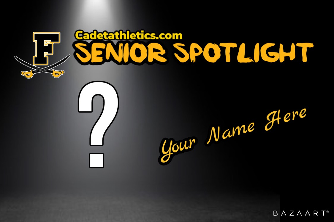 Seniors want to be featured in our Senior Spotlight? Click here!