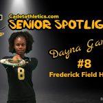 Senior Spotlight: Dayna Garner, Cadet Field Hockey