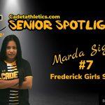 Senior Spotlight: Marda Sigrah, Cadet Girls Soccer