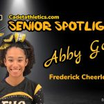 Senior Spotlight: Abby Good, Cadet Cheerleading