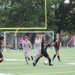 Boys Varsity Soccer- Frederick falls to Century in final minutes. Finish 2nd at Central Maryland Soccer Showdown