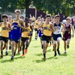 Boys Cross Country- Martinez, Stevenson lead Cadets to 6th place finish in Brunswick
