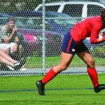 Alumni Alert – Delaney Shifflett off to strong start at Shippensburg