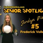 Senior Spotlight: Jordyn Pierce, Cadet Volleyball