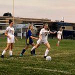 Girls Varsity Soccer: Lions edge Cadets 3-2 in season opener. Spacil, Bianchi score for FHS
