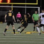Boys Varsity Soccer: Finishing touch eludes Cadets, Lions in 1-1 draw via The FNP