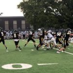 JV Football: Cadets fall short in defensive struggle to Oakdale 7-6