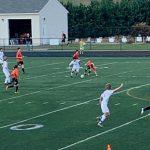 Boys Jv Soccer: Frederick falls at Middletown