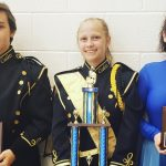 The Marching Cadets Place 1st at The Liberty High School Extravaganza