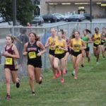 Girls Cross Country: Cadets stay together in 6th place finish at The Rebel Invitational