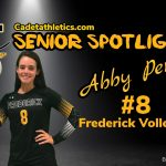 Senior Spotlight: Abby Perry, Cadet Volleyball