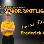 Senior Spotlight: Lucas Tinney, Cadet Golf