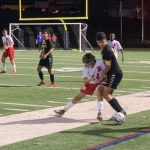 Varsity Soccer: Cadets roll to a 3-0 win over North
