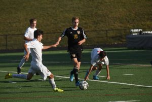 Photo Gallery: Boys JV Soccer vs North Hagerstown