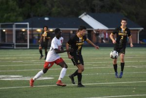 Photo Gallery: Boys Varsity Soccer vs North Hagerstown