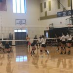 Jv Volleyball: Bears to much for Cadets at home