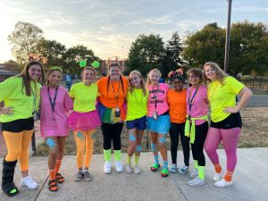 Photo Gallery: Cadet Gate and Neon Out Fan Photos