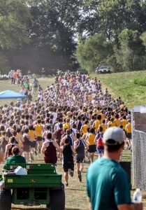 Photo Gallery: Cross Country at The Carlisle Invitational
