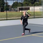 Unified Tennis: Cadets and Patriots prepare for Districts