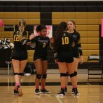 Photo Gallery- Varsity Volleyball vs TJ
