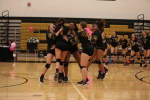 Photo Gallery- Varsity Volleyball vs TJ