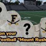"Who's on your Cadet Football ""Mount Rushmore""?"