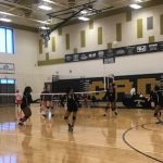 Jv Volleyball: Frederick falls to Lancers at home