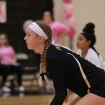 Jv Volleyball: Cadets come from behind to defeat Rebels