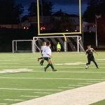 Girls Jv Soccer: Rembergs goal against South gives FHS to first win of the season.