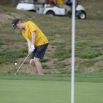 Varsity Golf: Cougars outlast Frederick for win at Clustered Spires