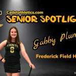 Senior Spotlight: Gabby Plummer, Cadet Field Hockey