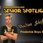 Senior Spotlight: Dalton Shifflett, Cadet Boys Soccer