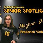 Senior Spotlight: Meghan Pierle, Cadet Volleyball