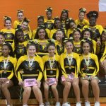 Cheerleading: Cadets kick off competition season at Eastern Tech Invitational