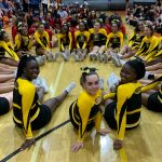 WATCH: Cadet Cheerleaders at The Eastern Tech Invitational