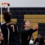 Jv Volleyball: Cadets outlast Cavaliers 2-1