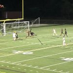 Girls Varsity Soccer: Cadets fall 1-0 to tough Cavalier team