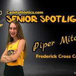 Senior Spotlight: Piper Mitchell, Cadet Cross Country