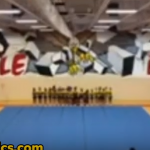 WATCH: The Cadet Varsity Cheerleaders at The FSK Invitational