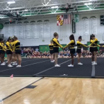 WATCH: The Cadet Cheerleaders at the 2019 Arundel Legacy Invitational