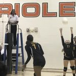 Girls Jv Volleyball: MSD downs Cadets in two sets