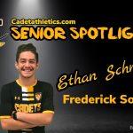 Senior Spotlight: Ethan Schmidt, Cadet Boys Soccer