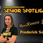 Senior Spotlight: Mackenzie Grove , Cadet Girls Soccer