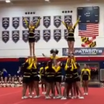WATCH: Cadet Cheerleading's 4th place performance at the 2019 FCPS Championship