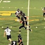Jv Football: Urbana pulls past Cadets 30-6