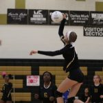 Jv Volleyball: Cadets come from behind to down Warriors 2-1