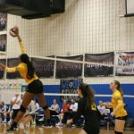 Varsity Volleyball: Frederick cruises to 3-1 victory over Boonsboro.
